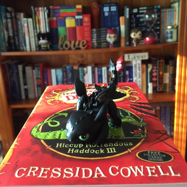 how many books has cressida cowell written